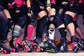Jacksonville RollerGirls (#JRG) is the first only all #female flat-track roller derby league. We give 150% on the track & 150% to the community! #Jacksonville, #Florida