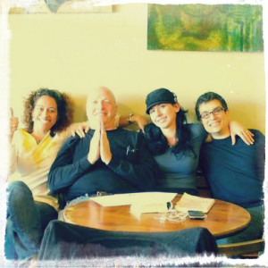 Saudi, Bob, Joilie, & Brian |Independent Yoga (2010)